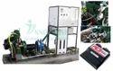 Multi-Fuel Research Engine Test Setup