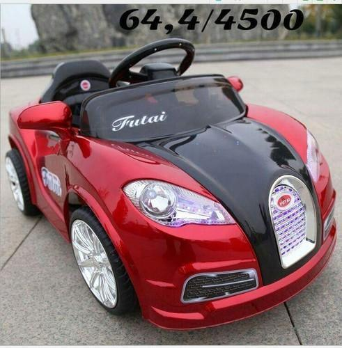 Brand New Bugati Kids Ride Electric Car Battery Operated