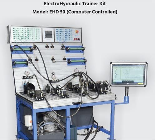 Mechanical Engineering Lab Equipment - CNC Trainer Mill