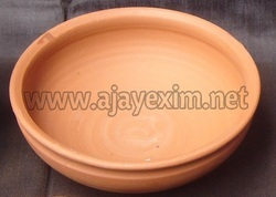Clay Pudding Pot