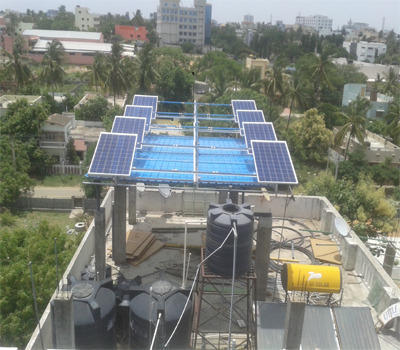 Rooftop Solar Mounting Structure At Rs 10 Watt Solar