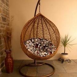 Outdoor Wicker Hanging Chair