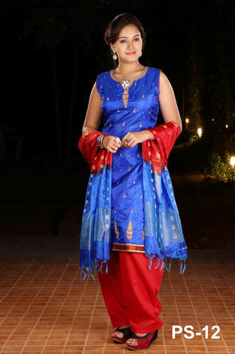 Silk Salwar Kameez, Pure Silk Salwar Kameez | Dadar West, Mumbai ...