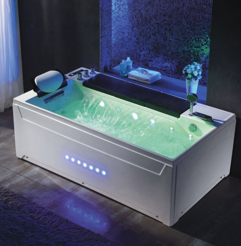 Led Jacuzzi Spa Bath Tub At Rs 350000 Piece S जक ज