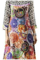 Womens Digital Kurti B