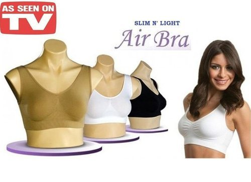 af9662db73 Seamless Air   Sports Bra Ultra Light No Clips No Straps at Rs 99 ...