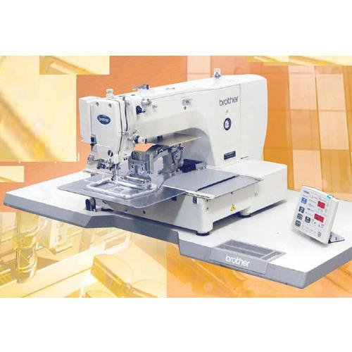 Bas 300G Brother Sewing Machine, Max Sewing Speed: 2,200 sti/min