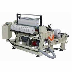 Cloth Slitting Rewinder Machine