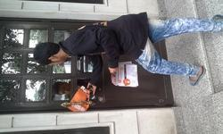 Door to Door Activation