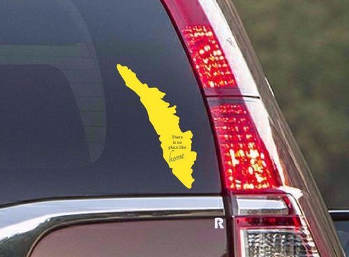 Car Stickers Kerala
