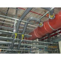FRP And PVC Ducting Services