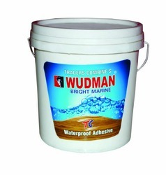 Wudman (Bright Marine) Synthetic Resin Adhesive, For Wood, Grade Standard: Industrial Grade