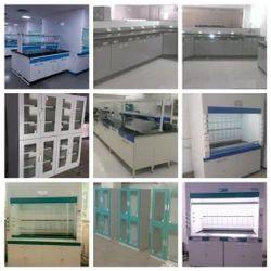MS-GI-SS Modular Laboratory Furniture