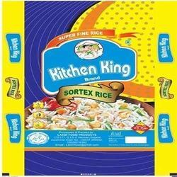 Digital Print Rice Packaging Bag