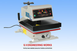 Pneumatic Heat Transfer Fusing Machine