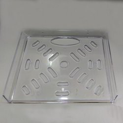 Bracket World Acrylic Set Top Box Stand