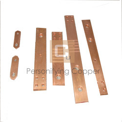 Copper CNC Machining Parts, Material Grade: Oxygen Free, Etp, Phosphorised