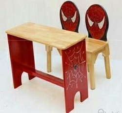 Spider-Man Table Chair