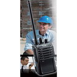 VHF and UHF Transceivers