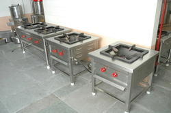 Single Burner Gas Stove Range
