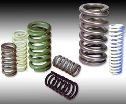 Stainless Steel Spiral Compression Spring, Packaging Type: Box