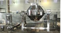 Double Cone Vacumn Dryer