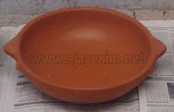 Clay Frying Pan