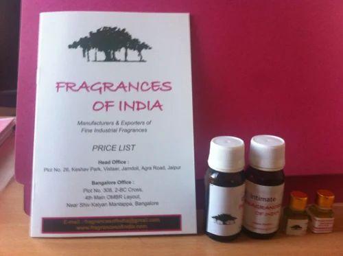 Perfume for Agarbatti - Perfume for Flora Agarbatti Manufacturer
