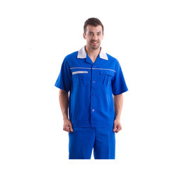 Half Sleeve Mechanic Uniform