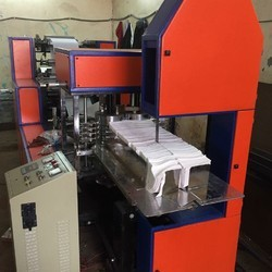Bandsaw Paper Napkin Making Machine