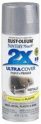 Metallic Spray Paint Aluminum Rust Oleum Painters Touch Aluminium Spray Paint, for General Purpose, Packaging Type: Can