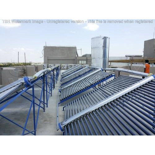 Commercial Water Heater System Canteen Solar Water