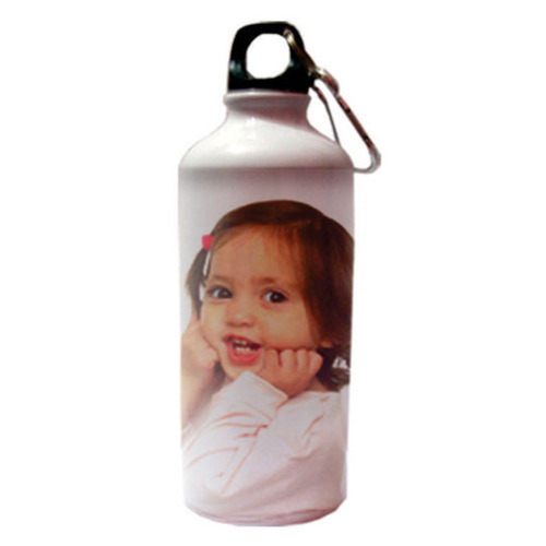 Aluminium Silver Sipper Bottle, For Personal