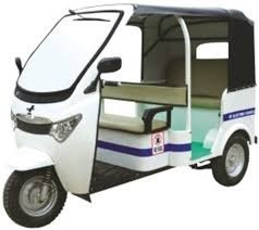 Consultancy Services For E Rickshaw