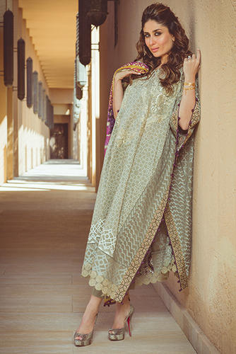 42590bdaf0 Lawn Cotton Pakistani Suits at Rs 1500 /piece(s) | Pakistani Lawn ...