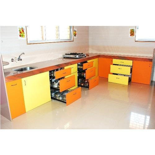Modular kitchen trolley kitchen trolley sisodia interio bhopal id 13619253197 for Modular kitchen trolley designs