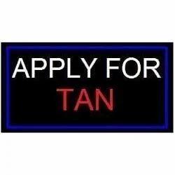 TAN Registrations Services