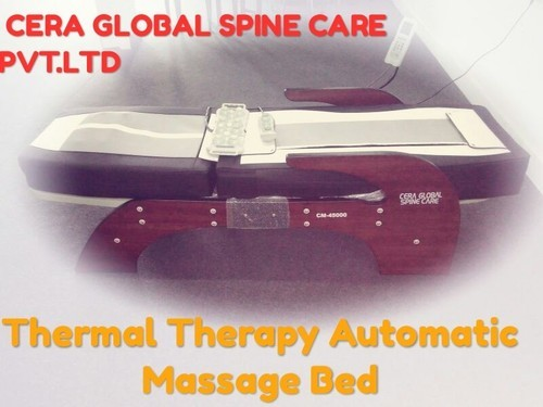 Digital Spine Jade Therapy Bed
