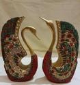 Brass Decorative Duck Set