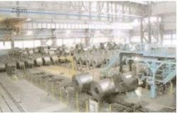 Steel Electro Cleanings Coiling Machines