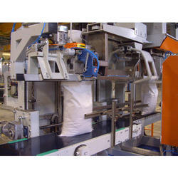 Automatic Bag Filling System
