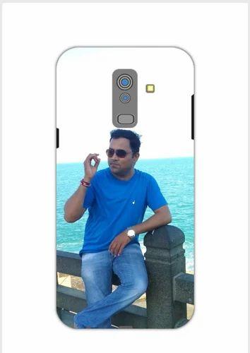 finest selection fa9e0 37e92 Mobile Back Cover Own Pic Printed