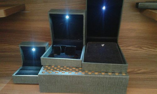 Led Jewellery Boxes View Specifications Details of Jewelry Box