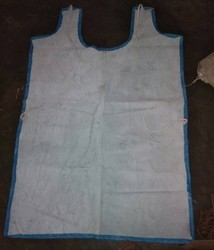 Plain Leather or cotton Apron, for Kitchen
