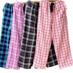 Men's Cotton Night Pant