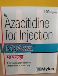 Myaza 100mg ( Azacitidine) Injection