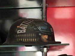 Bullet Helmet
