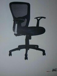 M R Office Plastic Mesh Chairs
