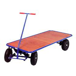 Platform Trolley With Turn Table