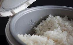 Aluminum Rice Pressure Cooker